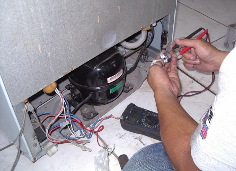 Sửa chữa bảo dưỡng bloc tủ lạnh