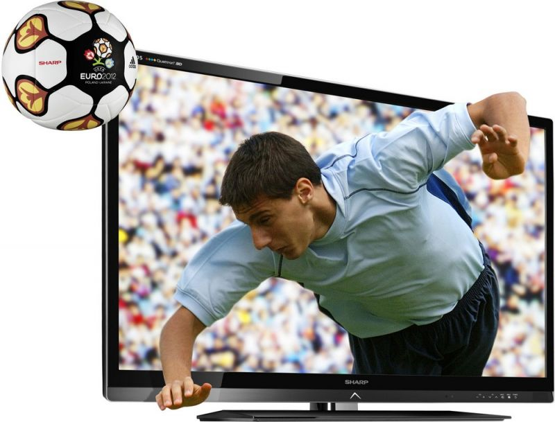 Sửa tivi lcd để xem đá bóng