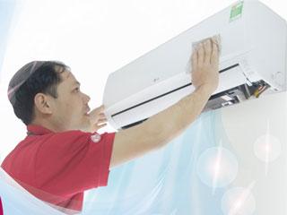 Dịch vụ sửa điều hòa tại Quận Hoàng Mai