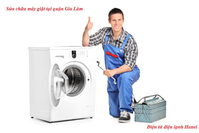 sửa máy giặt tại quận gia lâm