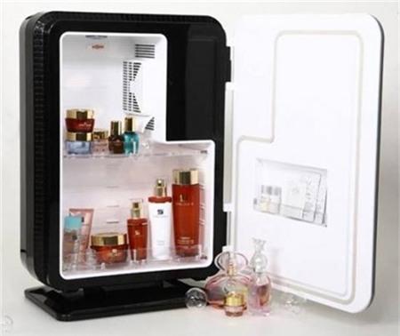 Có nên để mỹ phẩm trong tủ lạnh