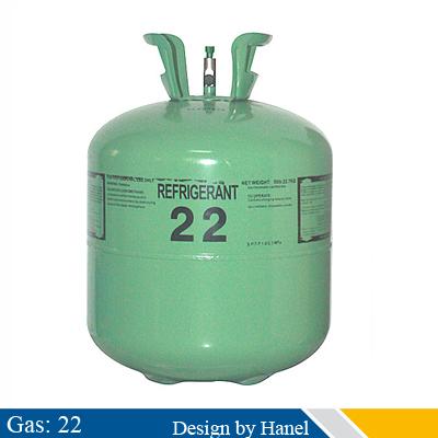 Gas điều hòa R22