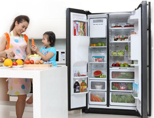 Sửa tủ lạnh tại nhà ở quận Ba Đình