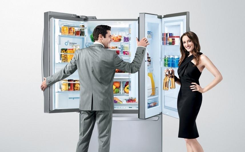 Sửa tủ lạnh tại quận long biên