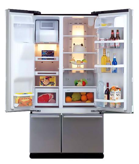 Khử mùi hôi tủ lạnh