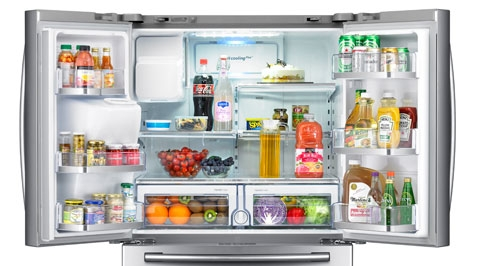 Sửa lỗi tủ lạnh bị lệch cửa