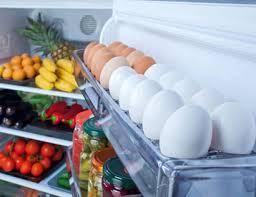 Tại sao không nên bảo quản trứng ở cửa tủ lạnh