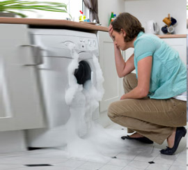 sửa máy giặt LG