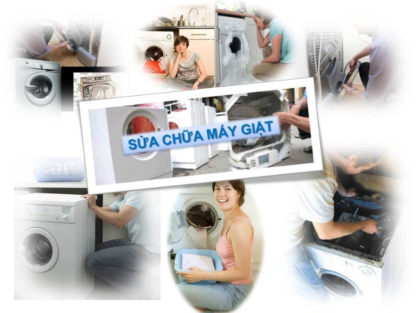ve sinh may giat