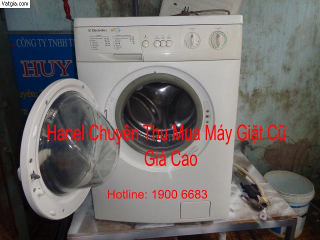 Hanel chuyên thu mua máy giặt và các thiết bị điện lạnh giá cao