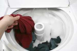 Nguồn nước máy giặt