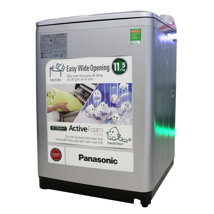 Đánh giá máy giặt Panasonic