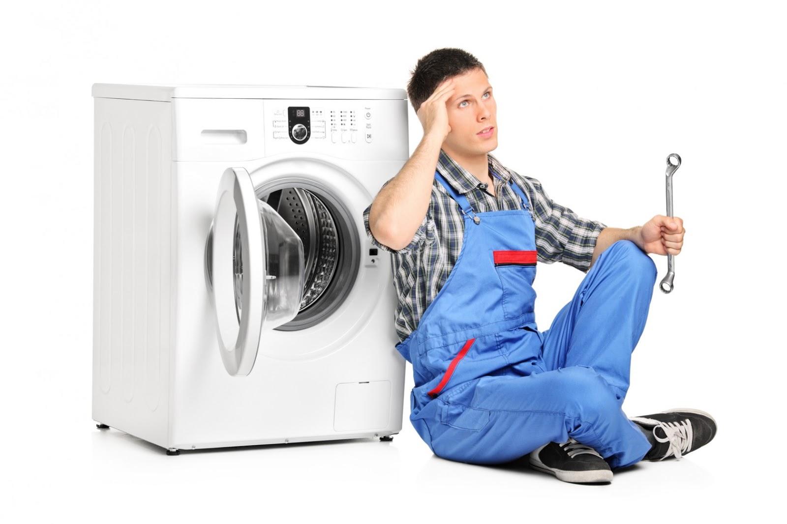 bảo dưỡng và sửa chữa máy giặt