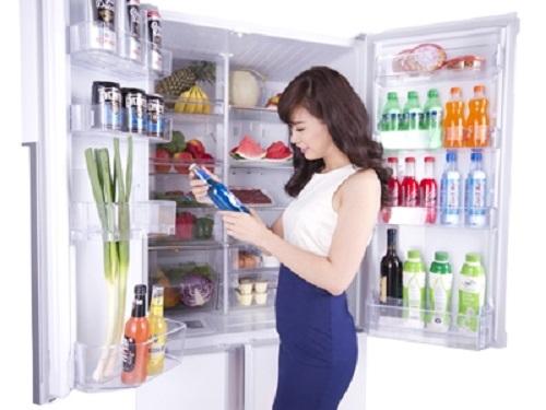 cách sửa tủ lạnh panasonic