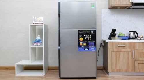 khắc phục tủ lạnh Sanyo chạy liên tục không ngắt