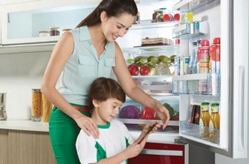 tự sửa tủ lạnh lg
