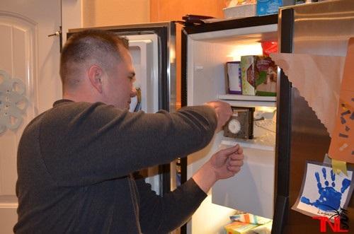 cách khắc phục tủ lạnh không ngắt điện
