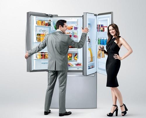 Khắc phục tủ lạnh samsung bị mất nguồn