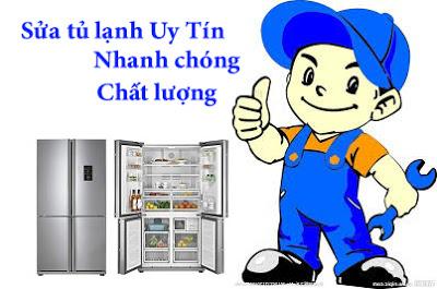 Sửa tủ lạnh tại quận gia lâm