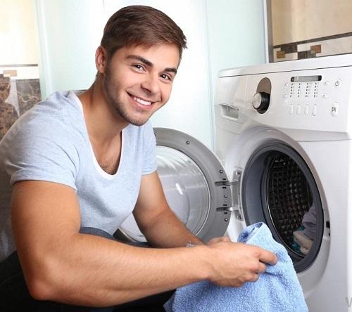 Hướng dẫn cách sửa máy giặt Electrolux bị rung