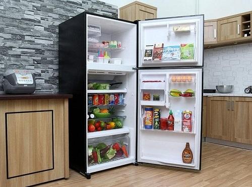 nguyên nhân tủ lạnh hitachi bị chảy nước