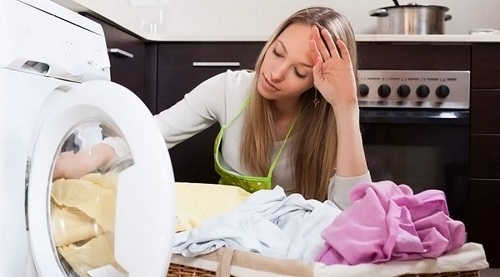 Nguyên nhân máy giặt Hitachi không xảnước
