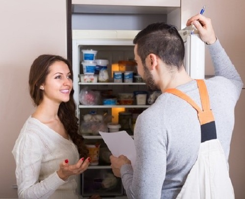 cách thay ga cho tủ lạnh samsung