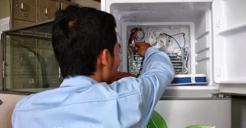 sửa tủ lạnh sanyo giá rẻ