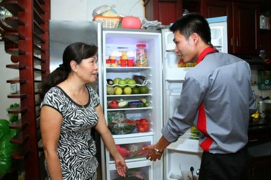 Tủ lạnh bị rò điện, nguyên nhân và cách khắc phục