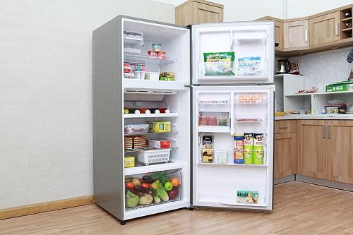 nguyên nhân tủ lạnh electrolux đông tuyết