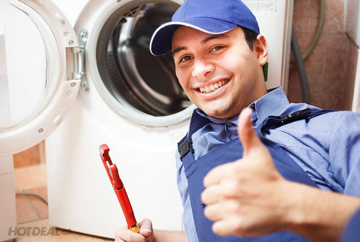 Cách sửa máy giặt chạy mãi không ngừng