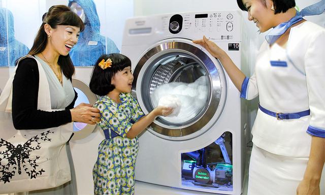 Các lỗi thường gặp ở máy giặt Toshiba và cách khắc phục