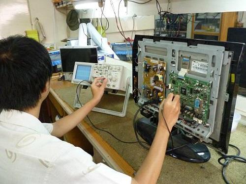 sửa tivi tại nhà Định Công