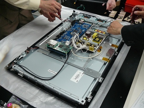 sửa chữa tivi hitachi tại hà nội