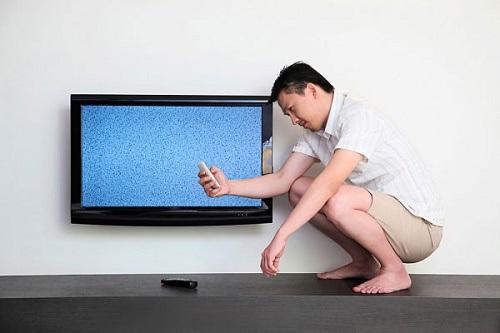 Tivi không lên hình