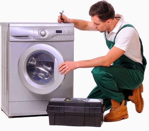 sửa chữa máy giặt tại đường Hàng Bài