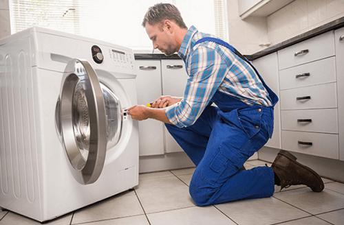 sửa chữa lỗi nguồn của máy giặt sanyo