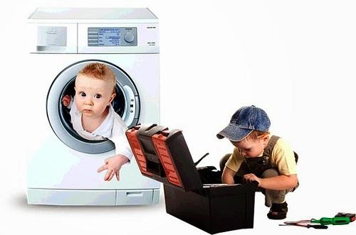 Giá sửa máy giặt quận gia lâm