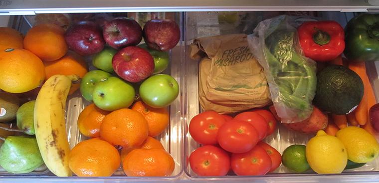 Mẹo bảo quản hoa quả trong tủ lạnh ngày Tết