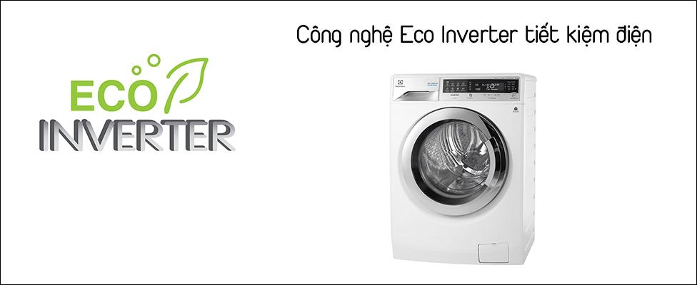 Công nghệ Eco Inverter trên máy giặt
