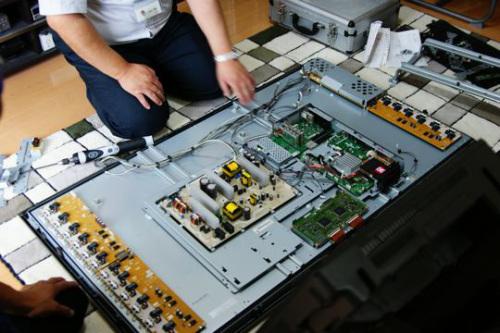 sửa tivi sony giá rẻ tại hà nội