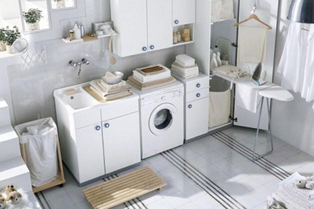 Lựa chọn vị trí đặt máy giặt