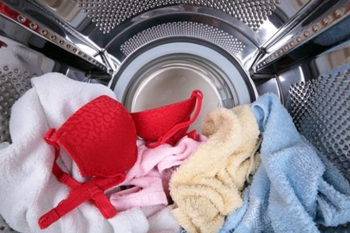 hướng dẫn giặt áo ngực bằng máy giặt