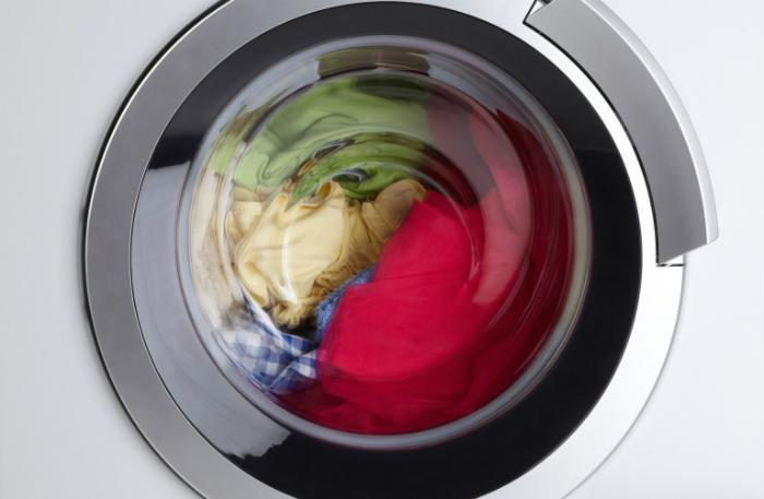 Giặt đồ len bằng máy giặt