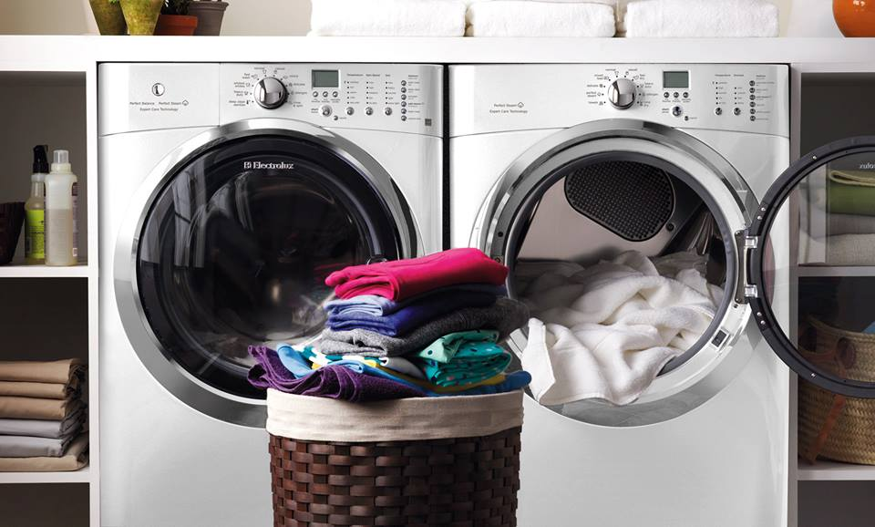 phòng rủi ro khi giặt khô quần áo