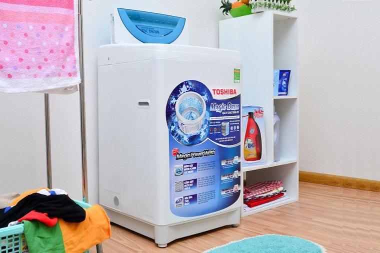 Lý do lựa chọn máy giặt Toshiba