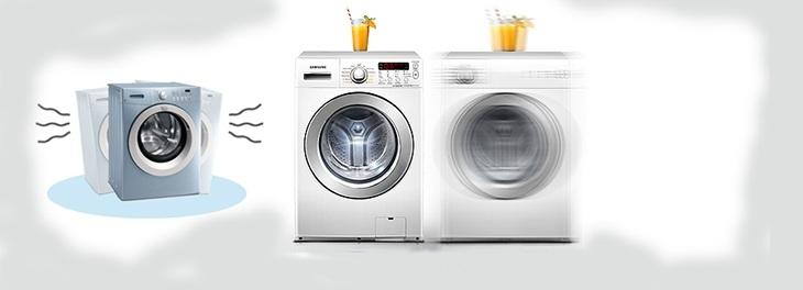 Một số lỗi thường gặp trên máy giặt