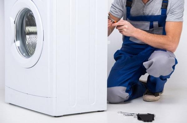 Những lỗi thường gặp trên máy giặt LG