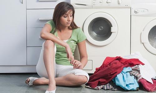 nước cứng tác động đến hiệu suất máy giặt