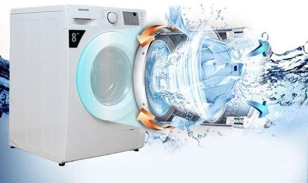 Ý nghĩa tốc độ quay vắt trên máy giặt